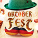 Oktoberfest 2015 Flyer Template - GraphicRiver Item for Sale