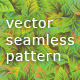 Leaves Seamless Vector Pattern - GraphicRiver Item for Sale