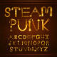 Steampunk Typography - VideoHive Item for Sale