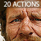 20 Powerfull Actions - GraphicRiver Item for Sale