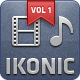 Ikonic 1 - Vector Icons - GraphicRiver Item for Sale