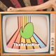 The Retro TV Girl - Rainbow Party  - VideoHive Item for Sale