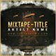 Simple Hip Hop Mixtape CD Cover - GraphicRiver Item for Sale