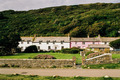 White and Pink Cornish Buildings - PhotoDune Item for Sale