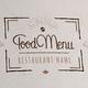 Elegant Food Menu IV - GraphicRiver Item for Sale