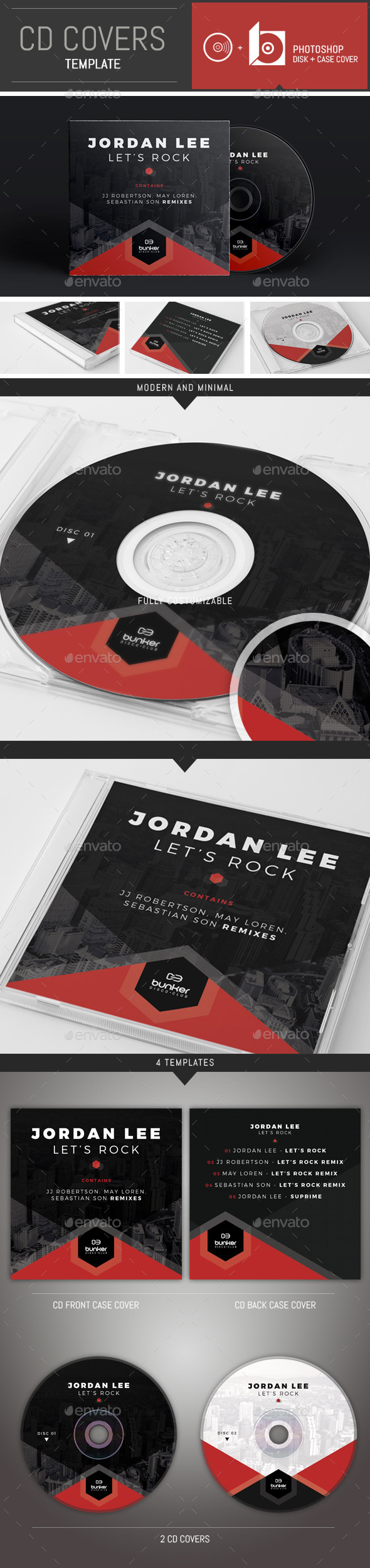 Edm Graphics, Designs & Templates from GraphicRiver