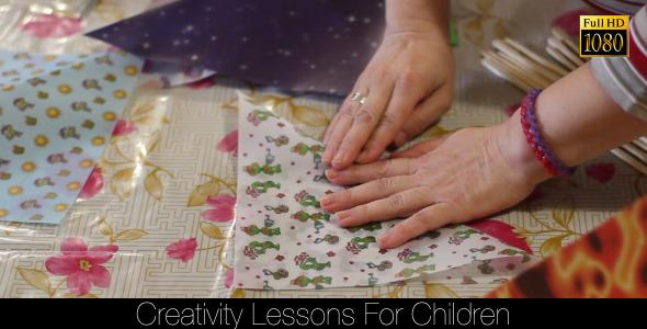 Creativity Lessons For Children 12