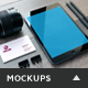 Home Office Identity Mockups - GraphicRiver Item for Sale