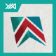 A Logo - Apparel Brand - GraphicRiver Item for Sale