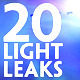 20 Light Leaks Collection - VideoHive Item for Sale