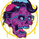 Geek Zombie - GraphicRiver Item for Sale