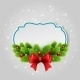 Christmas Paper Card. Winter Background Vector - GraphicRiver Item for Sale