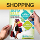 Multipurpose Shopping Sales Promotion Flyer - GraphicRiver Item for Sale