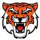 Tiger Mascot Logo - GraphicRiver Item for Sale