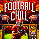 Football and Chill Flyer - GraphicRiver Item for Sale