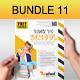 Creative Multipurpose Flyers Bundle 11 - GraphicRiver Item for Sale