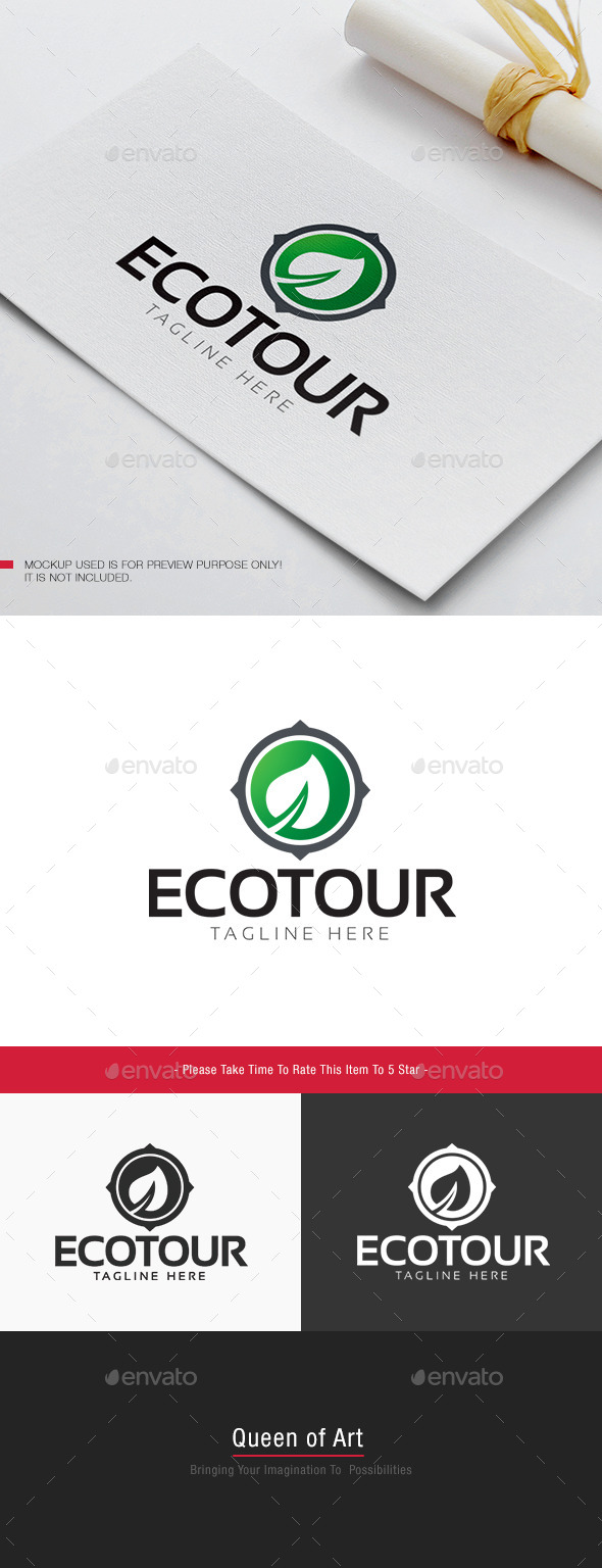 Eco Tour Logo