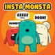 Insta monsta - GraphicRiver Item for Sale