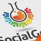 Social Gear Logo - GraphicRiver Item for Sale