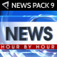 Broadcast Design - Complete News Package 9 - VideoHive Item for Sale