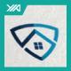 Home Security - Super Homecare - S Logo - GraphicRiver Item for Sale