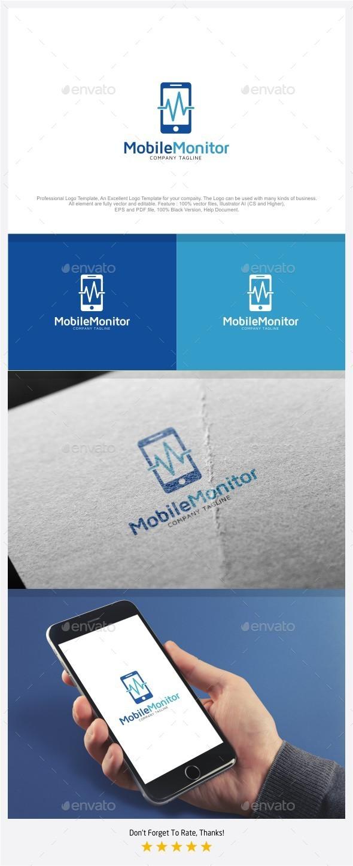 Mobile Monitor - Mobile Medic Logo