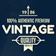 Twelve Vintage Insignias Or Labels - GraphicRiver Item for Sale