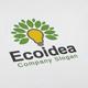 Eco Idea Logo - GraphicRiver Item for Sale
