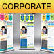 Corporate Business Rollup Banner 45 - GraphicRiver Item for Sale