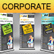 Corporate Business Rollup Banner 33 - GraphicRiver Item for Sale