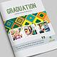 Graduation - College/University Prospectus - GraphicRiver Item for Sale