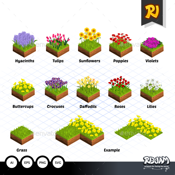 Rpg Game Tilesets from GraphicRiver