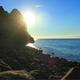 Sea Waves on a Rocky Beach - AudioJungle Item for Sale
