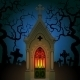 Old Gothic Crypt - GraphicRiver Item for Sale