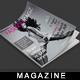 Simple Fashion Magazine - GraphicRiver Item for Sale