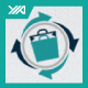 Store Sharing - Product Promotion Logo - GraphicRiver Item for Sale