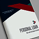 Personal Loan - Banking Brochure - 8 Pages - GraphicRiver Item for Sale