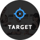 Target - Business and Infographic E-Newsletter Template - GraphicRiver Item for Sale