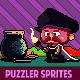 20x20 Arcade PUZZLER gamepack (sprites) - GraphicRiver Item for Sale