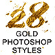 Goldish - Gold Styles  - GraphicRiver Item for Sale