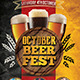 Beer Fest Flyer Template - GraphicRiver Item for Sale