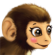 Monkey  - GraphicRiver Item for Sale