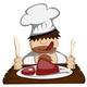 Paleo Chef - GraphicRiver Item for Sale