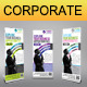 Corporate Business Rollup Banner 31 - GraphicRiver Item for Sale