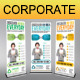 Corporate Business Rollup Banner 27 - GraphicRiver Item for Sale