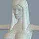 Female Medium Polygon Base Mesh - 3DOcean Item for Sale