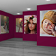 Wall Gallery Mock-up - GraphicRiver Item for Sale