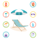 What You Need to Remember in Summertime. Info - GraphicRiver Item for Sale