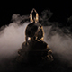Buddha Statue In The Mist - VideoHive Item for Sale