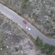 Above Cars in Mountainous Landscape - VideoHive Item for Sale